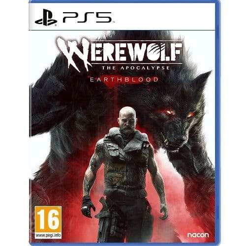 Werewolf The Apocalypse Earthblood PS5 Game